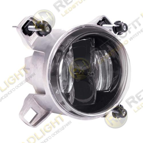 JW Speaker 90mm Low Beam LED Projector M90 DOT Model 90
