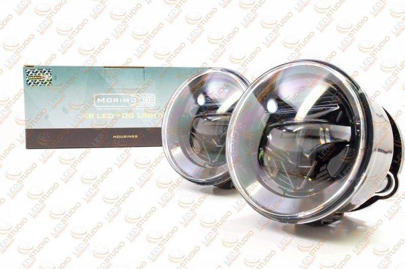 Светодиодные противотуманные фары Infiniti (Nissan) Morimoto XB LED