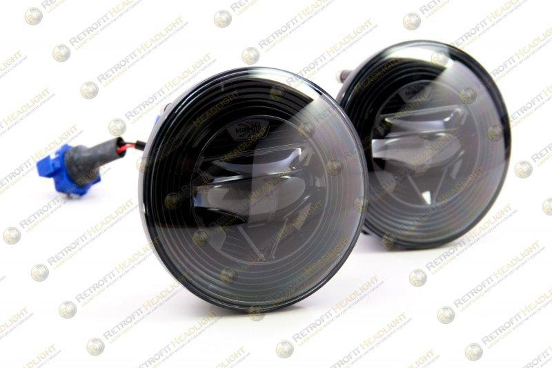 Светодиодные противотуманные фары Ford 4 Morimoto XB LED