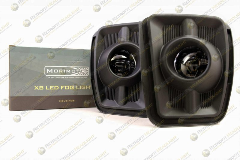 Светодиодные противотуманные фары Dodge Ram Morimoto XB LED (VERTICAL)