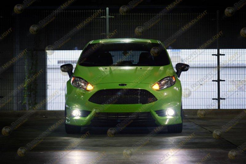 Светодиодные противотуманные фары Ford 3 Morimoto XB LED