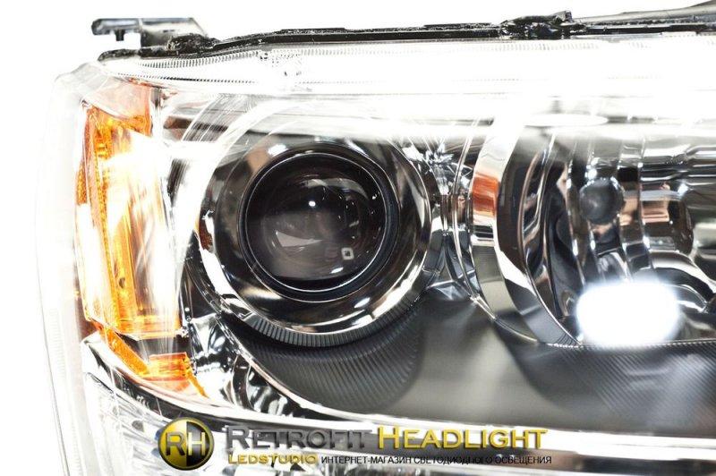 Биксеноновые фары Suzuki Grand Vitara 06 купить в России «ledstudio.org»