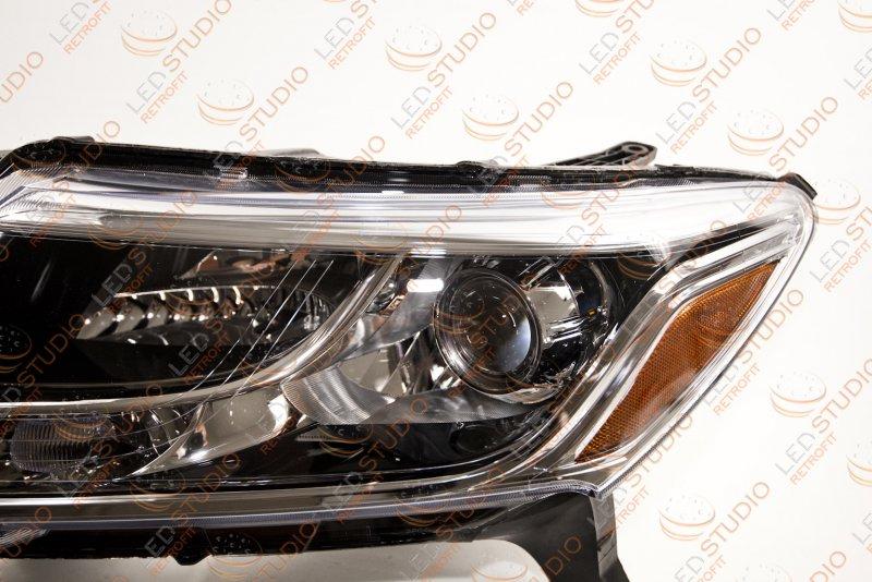 Биксеноновые фары Nissan Pathfinder R52