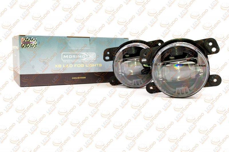 Светодиодные противотуманные фары Chrysler Morimoto XB LED