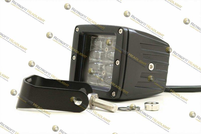 Фара светодиодная Profile RGBAR Cube