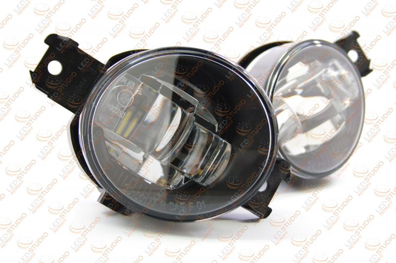 Infiniti Morimoto XB LED (ANGLED)
