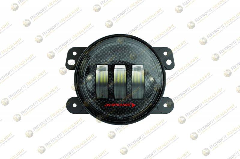 JW Speaker 6145 J2 Fog Lamps (CARBON)