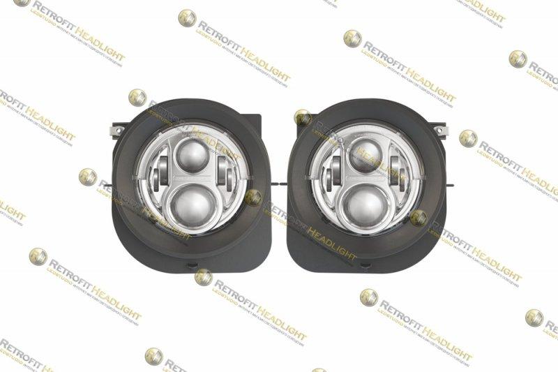 JW Speaker 8700 EVO 2R Jeep Renegade