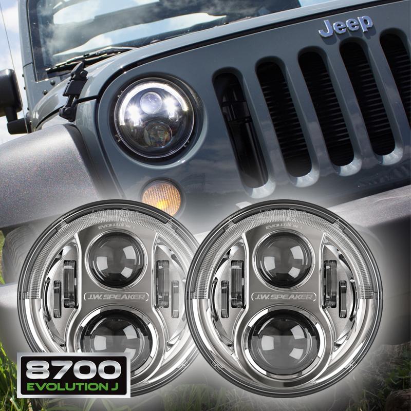 JW Speaker 8700 Evo J LED