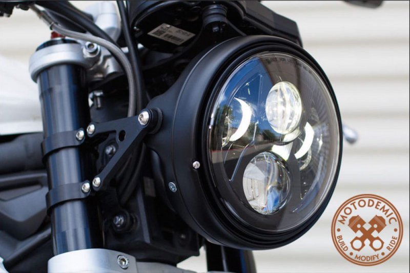 JW Speaker 8700 Evo 2 LED Headlight