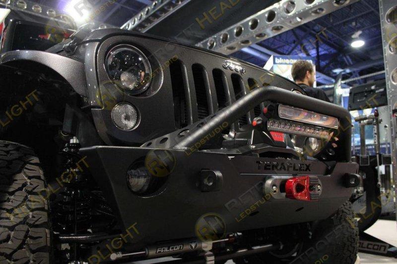 JW Speaker Double End Bracket Kit for Model TS1000 Light Bars