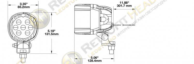 JW Speaker Model 4415-12-24V