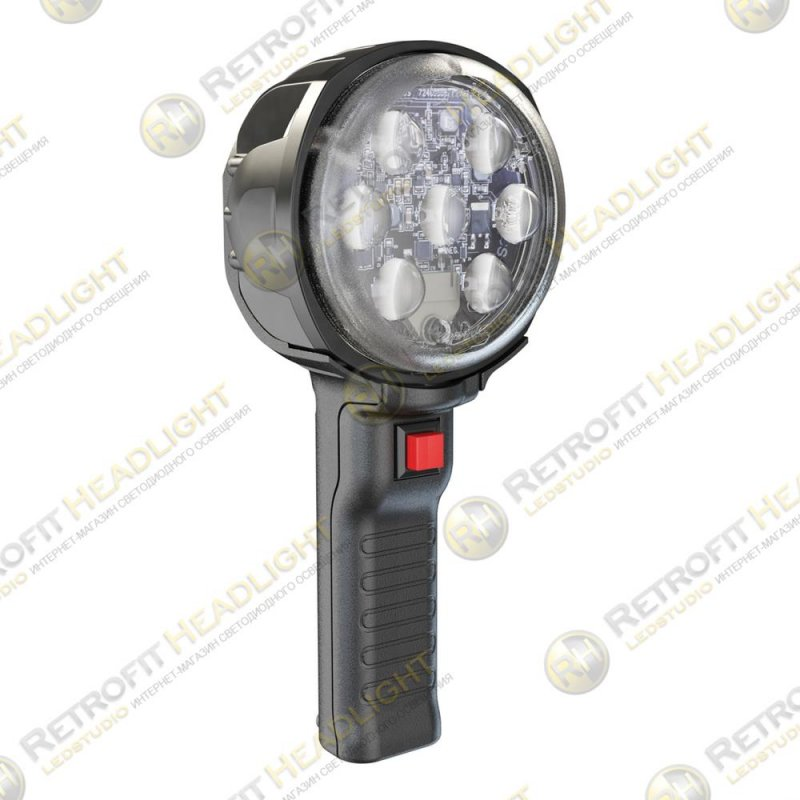 JW Speaker Model 4416 Handheld LED Spotlight Work Light
