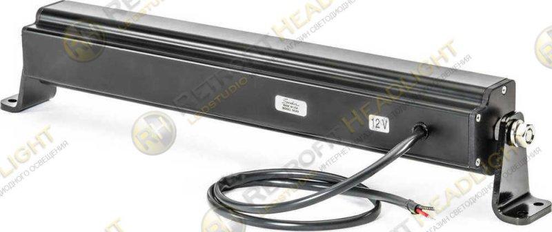 JW Speaker Model 9049 12V LED 15 Light Bar with Driving Beam Pattern