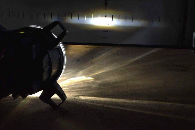 JW SPEAKER 90MM LED LIGHT