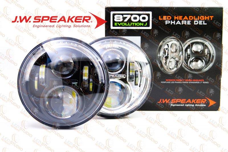 Купить Cветодиодные фары JW Speaker 8700 Evo J «ledstudio.org»