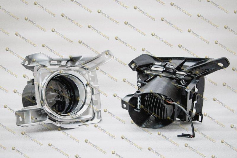 Светодиодные противотуманные фары Toyota LC 200 13-