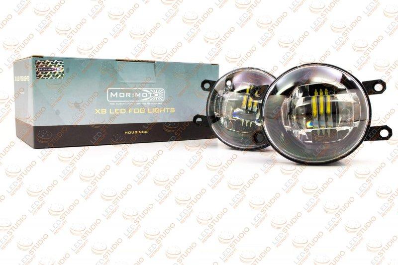 Светодиодные противотуманные фары Mercedes ML W164