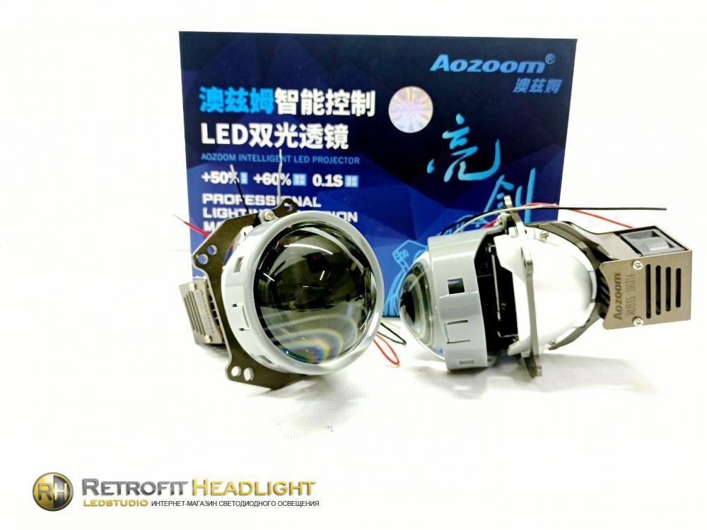 Cветодиодные линзы Aozoom A6 Terminator