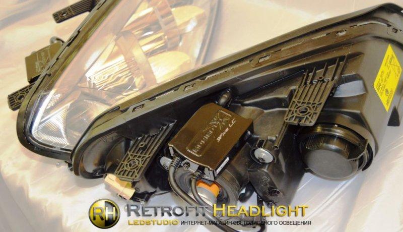 Биксеноновые фары Chevrolet Captiva 06- купить в России «ledstudio.org»
