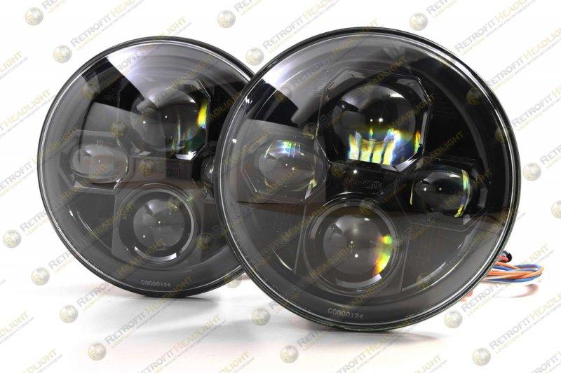 Morimoto Sealed7 2.0 Bi-LED