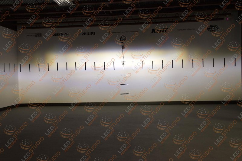 Бисветодиодные фары Morimoto Sealed7 BiLed + DRL
