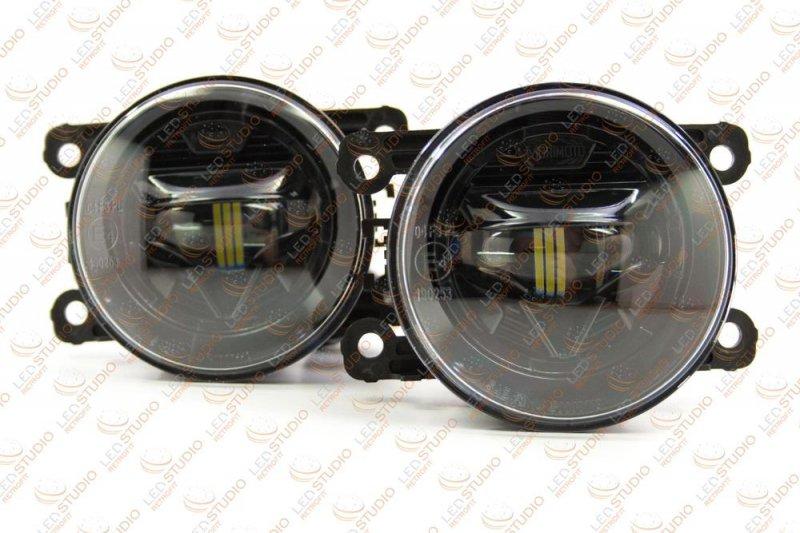 Subaru Morimoto XB LED