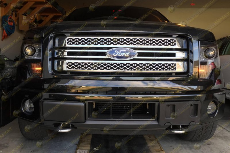 Светодиодные ПТФ Ford F150