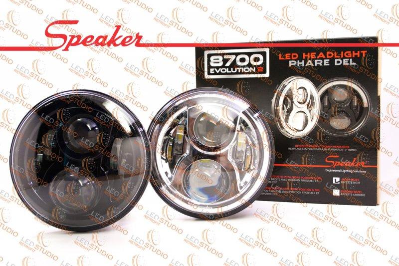 Светодиодные фары JW Speaker