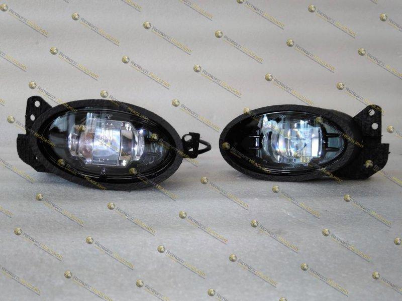 Светодиодные противотуманные фары для Mercedes ML W164 08-11