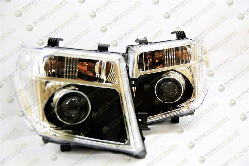 Светодиодные фары Nissan Pathfinder R51
