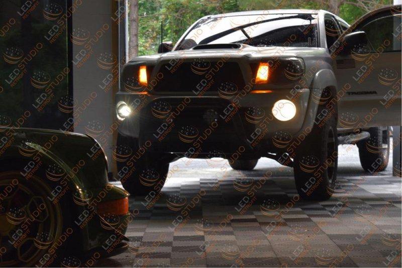Toyota Morimoto XB LED (ROUND)