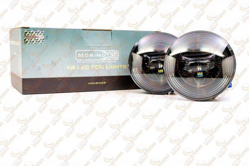 Chevy Morimoto XB LED (ROUND)