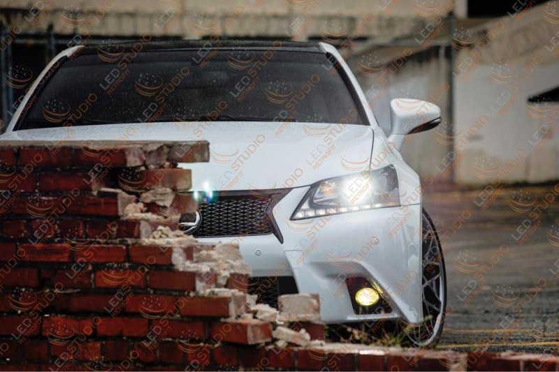 Lexus Morimoto XB LED