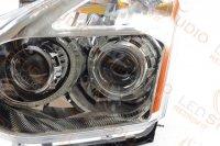 Биксеноновые фары Nissan Rogue 08-10