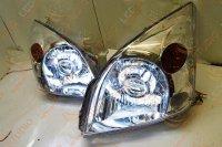Бисветодиодные фары Toyota Land Cruiser Prado 120