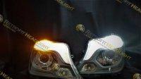 Bi Led фары Mercedes Sprinter 906 14-