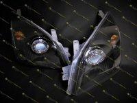 Bi Led светодиодные фары Toyota Land Cruiser Prado 120