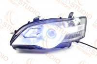 Биксеноновые фары Subaru Legasy