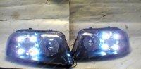 Бисветодиодные фары Volkswagen Sharan 00-