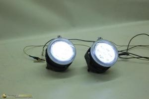 Изготовление и установка светодиодных противотуманных фар