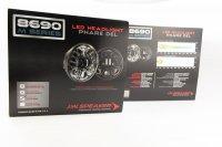 JW Speaker 8690 M-Series LED Headlight