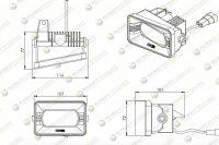 Светодиодные ПТФ Ford F150 2015+