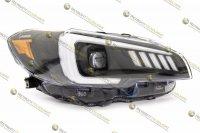 Светодиодные фары Subaru WRX 15-18