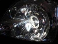 Биксеноновые фары Toyota Hiace Regius 99-02