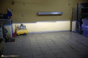 Установка ксеноновых линз биксенон в фары