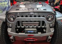 JW Speaker Model TS1000 14 LED Light Bar 12-24V LED 14 Light Bar with Flood Beam