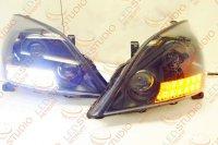BiLed тюнинг фары Lexus GX470 02-