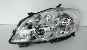 BiLed тюнинг фары Toyota Auris 06-10