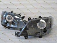 BiLed тюнинг фары Mercedes Sprinter 901-905